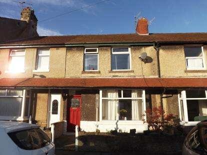 Terraced House for sale in South Grove, Morecambe, Lancashire, United Kingdom, LA4