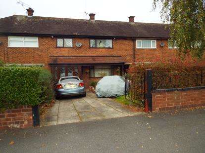 3 Bedrooms Terraced House for sale in Boston, Avenue, Runcorn, Cheshire, WA7