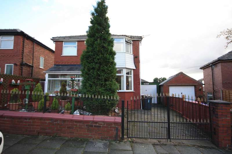 3 Bedrooms Detached House for sale in Lawnswood Drive, Swinton