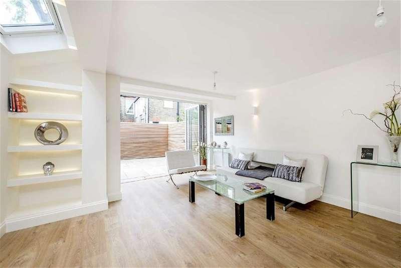 2 Bedrooms Flat for sale in Glenrosa Street, Fulham, London