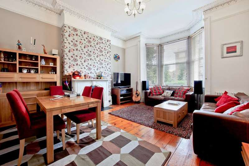 2 Bedrooms Flat for sale in Queens Drive, London N4
