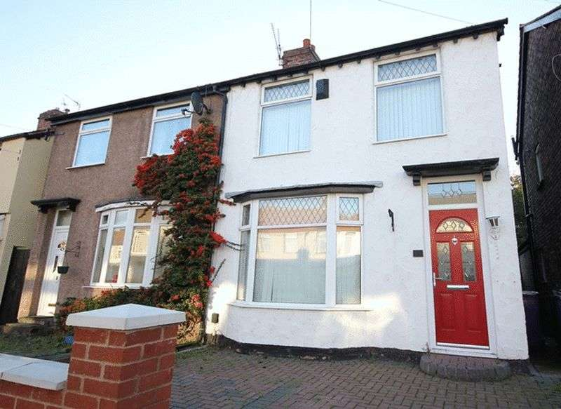 3 Bedrooms Semi Detached House for sale in Acuba Road, Wavertree, Liverpool, L15