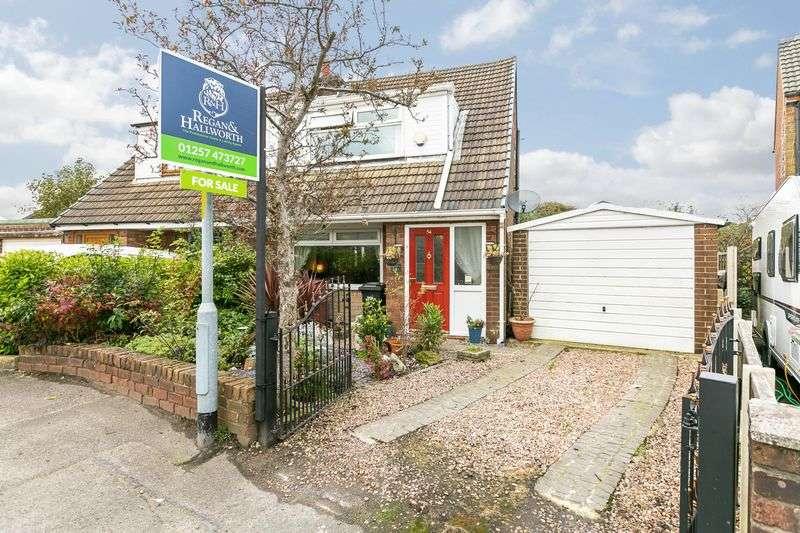 3 Bedrooms Semi Detached House for sale in Harrison Crescent, Blackrod, BL6 5EZ