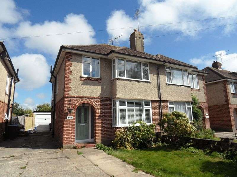 3 Bedrooms Semi Detached House for sale in Ringmer Road, Worthing