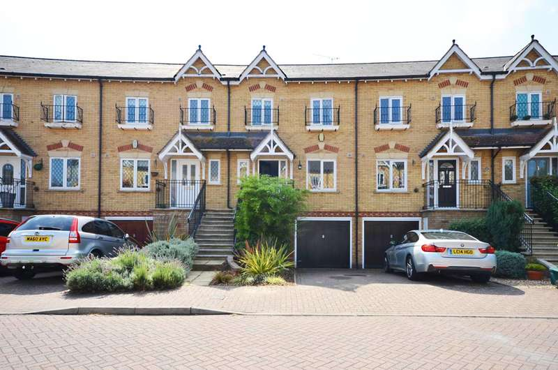 4 Bedrooms Terraced House for sale in Lynwood Road, Thames Ditton, KT7