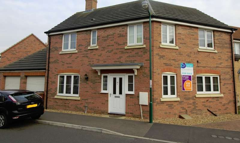 4 Bedrooms Detached House for sale in Bath Road, Eye, Peterborough, PE6 7PY