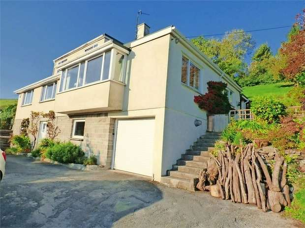 5 Bedrooms Detached House for sale in Noss Mayo, Plymouth, Devon