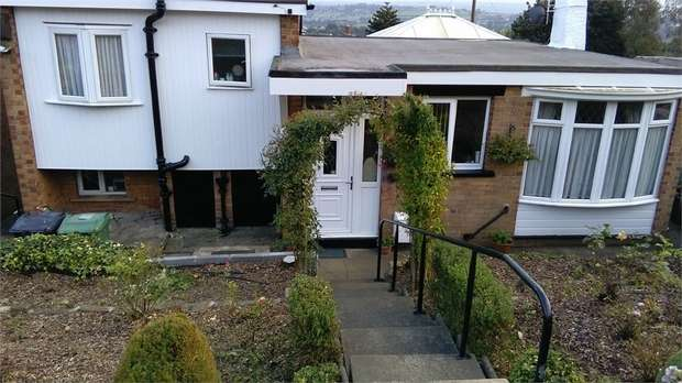2 Bedrooms Detached Bungalow for sale in Raikes Lane, Birstall, Batley, West Yorkshire