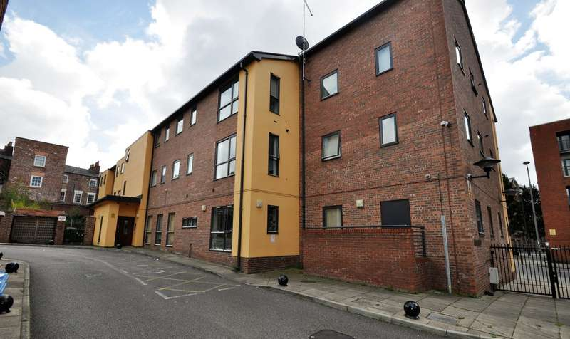 1 Bedroom Apartment Flat for sale in Coopers Terrace, Duke Street, Liverpool