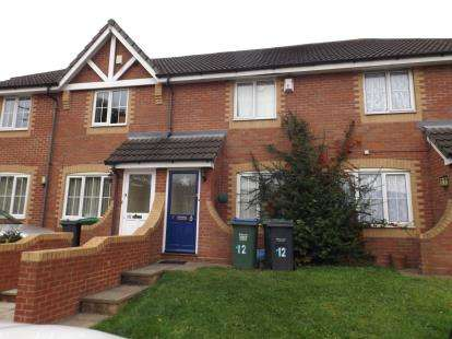 2 Bedrooms Terraced House for sale in Langley Road, Oldbury, West Midlands, Oldbury