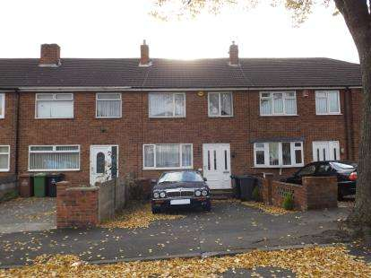 3 Bedrooms Terraced House for sale in Alexandra Road, Wednesbury, West Midlands