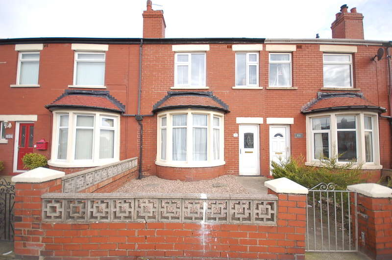 2 Bedrooms Terraced House for sale in Ansdell Road, Blackpool