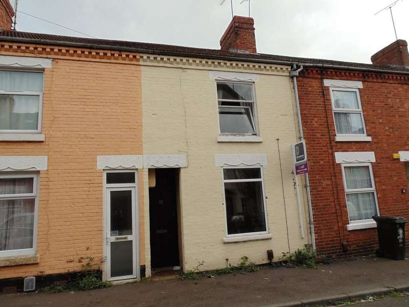 3 Bedrooms Terraced House for sale in Crabb Street, Rushden