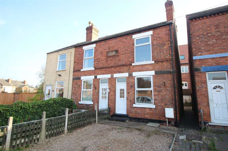 2 Bedrooms House for sale in St. James Terrace, Stapleford