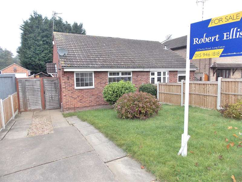 2 Bedrooms Property for sale in Borrowdale Drive, Long Eaton