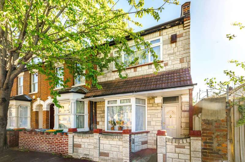 3 Bedrooms End Of Terrace House for sale in Ranelagh Road, West Ham, E15