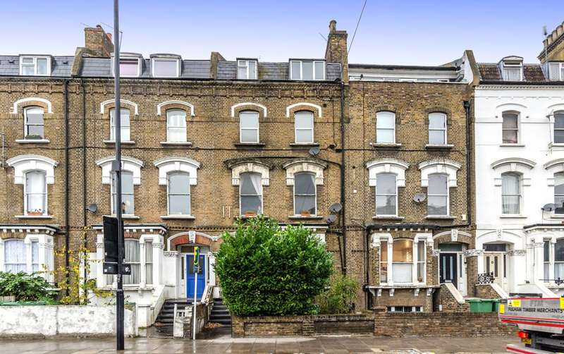 2 Bedrooms Flat for sale in Fortess Road, Tufnell Park, NW5