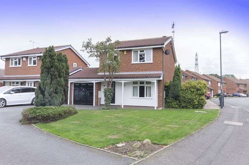 3 Bedrooms Detached House for sale in APPIAN WAY, ALVASTON