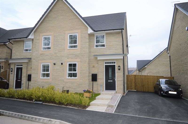 4 Bedrooms Semi Detached House for sale in Shopwood Way, Littleborough