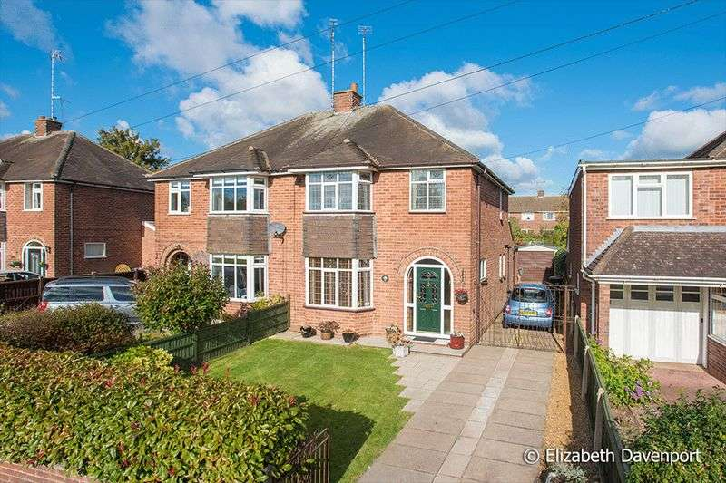 3 Bedrooms Semi Detached House for sale in Sutton Avenue, Eastern Green