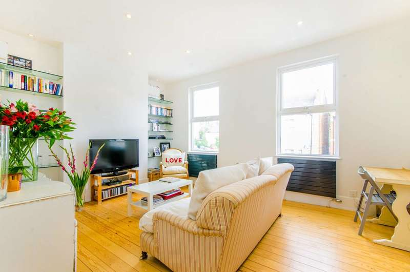 1 Bedroom Flat for sale in Wendover Road, Harlesden, NW10
