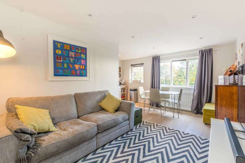 2 Bedrooms Flat for sale in Bakers Hill, Clapton, E5