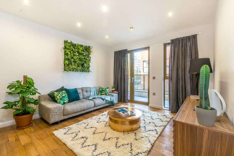 2 Bedrooms Flat for sale in Crondall House, Hoxton, N1