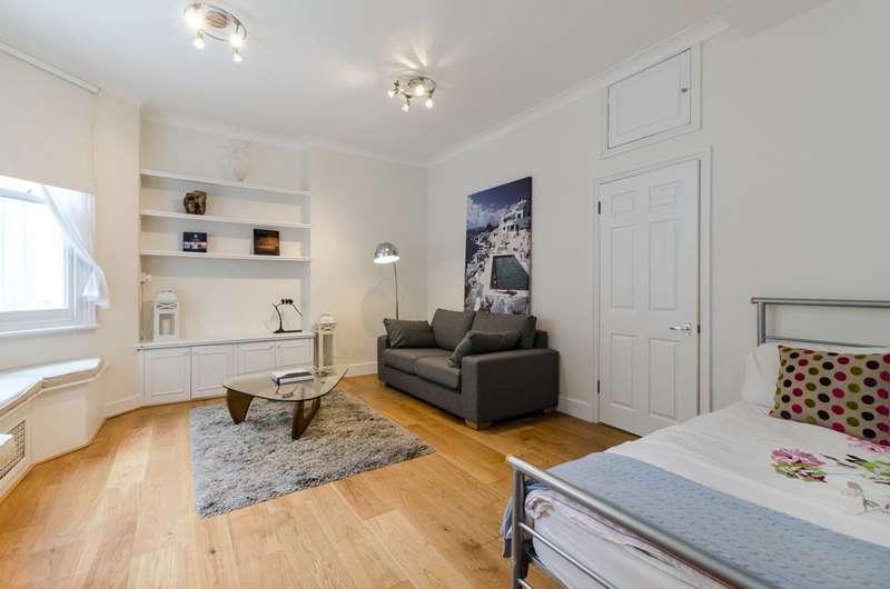 Maisonette Flat for sale in Philbeach Gardens, Earls Court, SW5