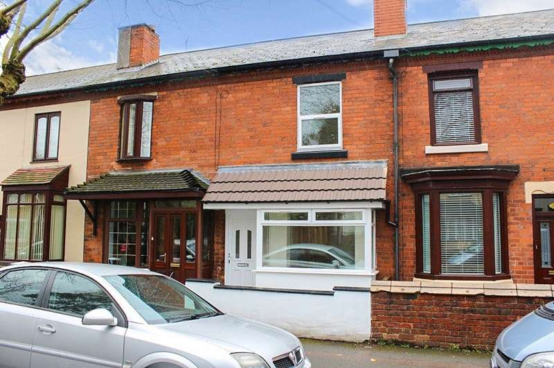 3 Bedrooms Terraced House for sale in Blakenall Lane, Walsall