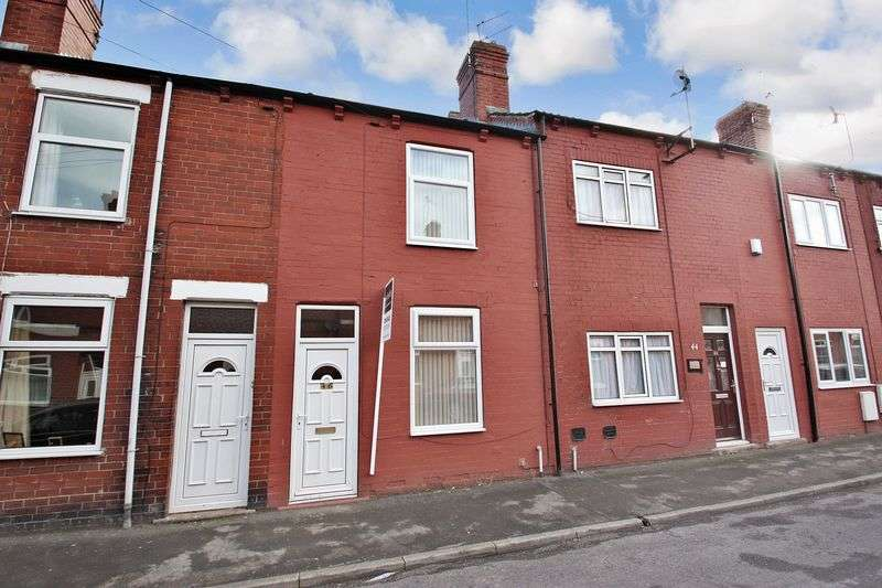 2 Bedrooms Terraced House for sale in Victoria Street, Hemsworth