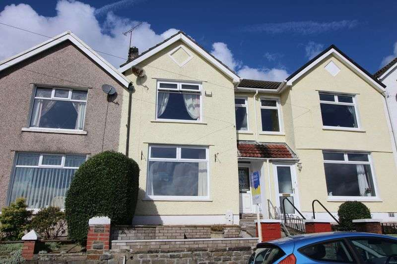 3 Bedrooms Terraced House for sale in Mayfield Road, Pontypridd, CF37 2HE
