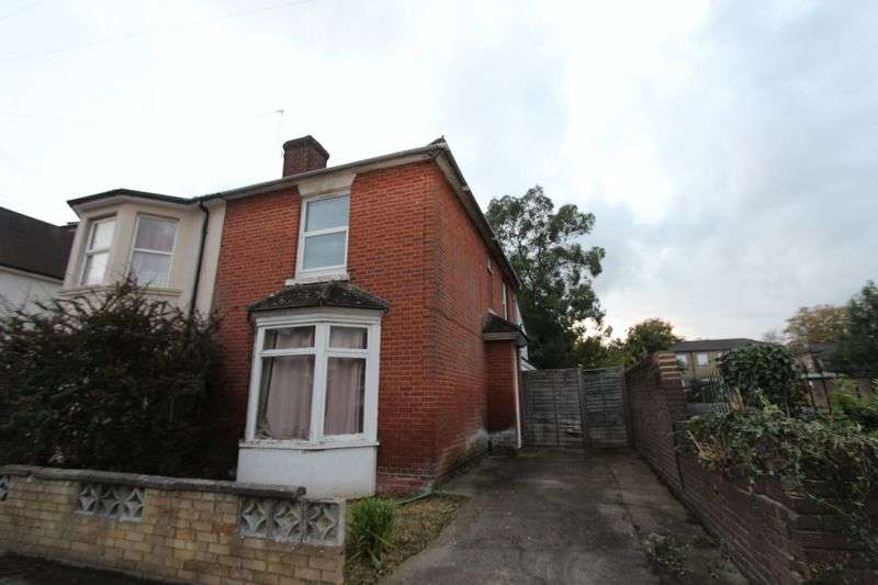 3 Bedrooms Semi Detached House for sale in Portswood