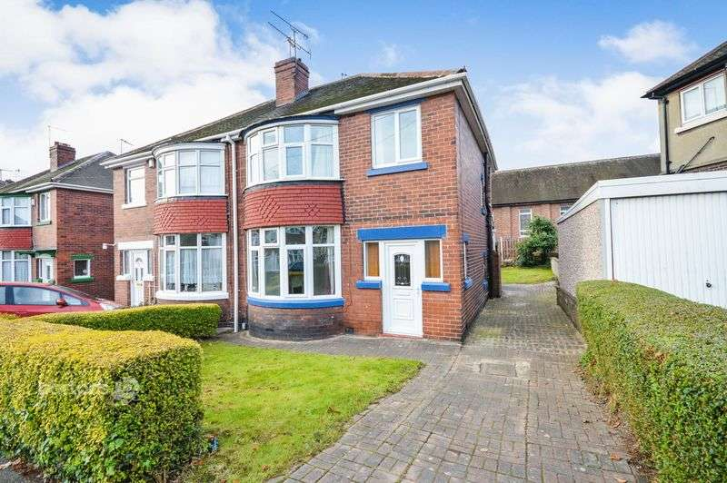 3 Bedrooms Semi Detached House for sale in The Grove, Rawmarsh, Rotherham