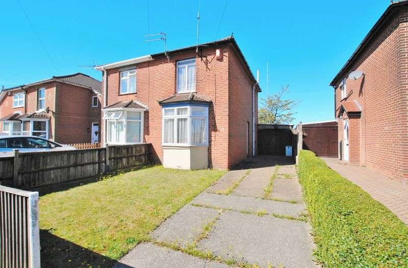 3 Bedrooms Semi Detached House for sale in Whites Road, Bitterne