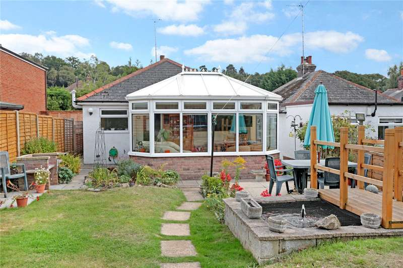 3 Bedrooms Detached Bungalow for sale in Maidstone Road, Borough Green, Sevenoaks, TN15