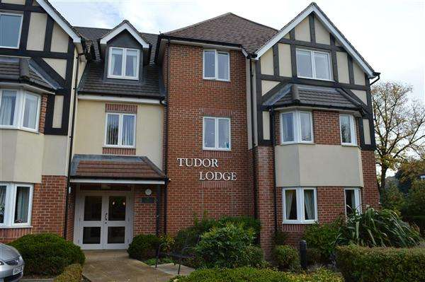 1 Bedroom Apartment Flat for sale in Tudor Lodge, 355 Warwick Road, Solihull