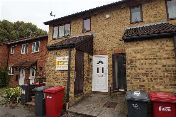 1 Bedroom Maisonette Flat for sale in Lochinvar Close, Windsor Meadows, Cippenham