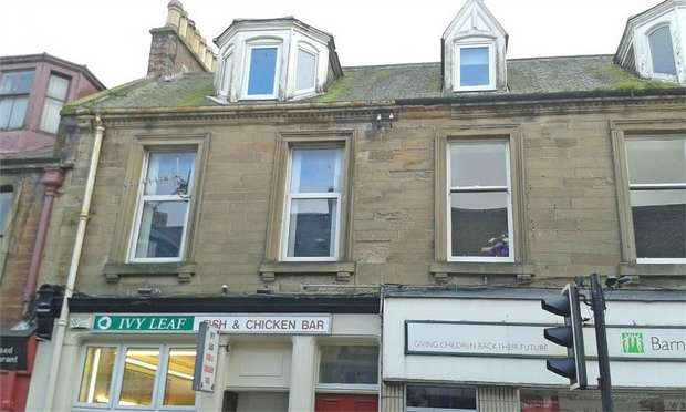 3 Bedrooms Maisonette Flat for sale in Hanover Street, Stranraer, Dumfries and Galloway