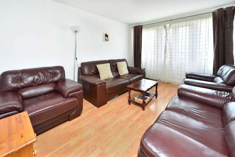 4 Bedrooms Flat for sale in Wellesley Road, NW5 4PL