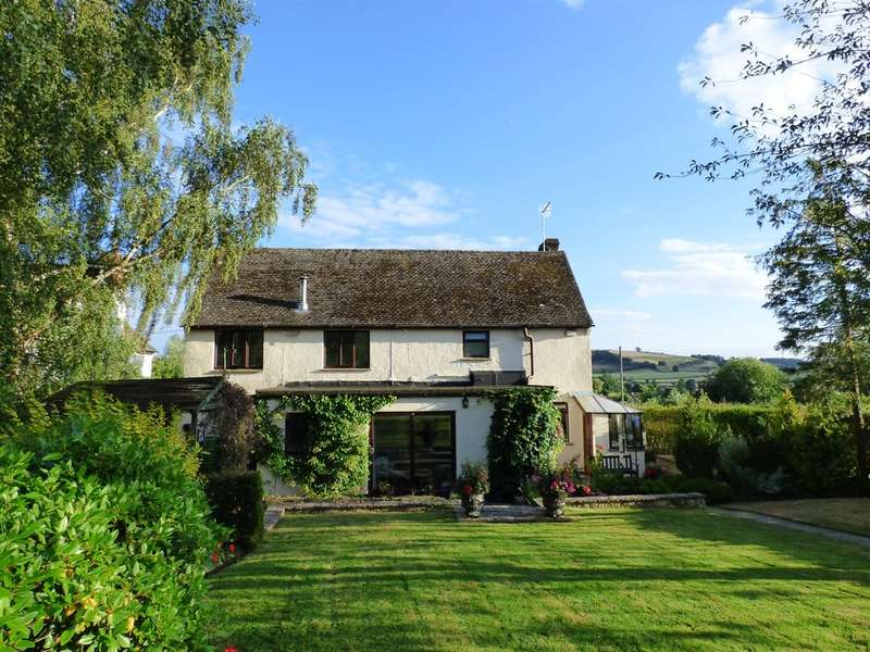 4 Bedrooms Detached House for sale in Long Compton