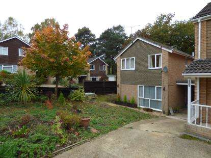 3 Bedrooms Link Detached House for sale in Lordswood, Southampton, Hampshire
