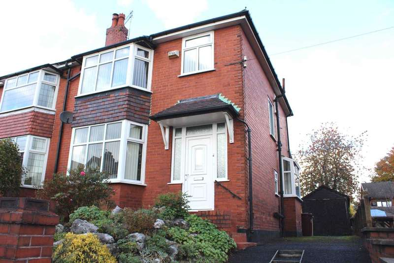3 Bedrooms Semi Detached House for sale in Stonyhurst Avenue, Sharples