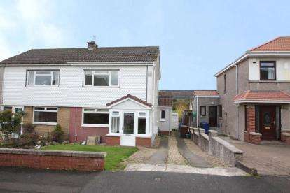 3 Bedrooms Semi Detached House for sale in Dunrobin Avenue, Elderslie, Renfrewshire