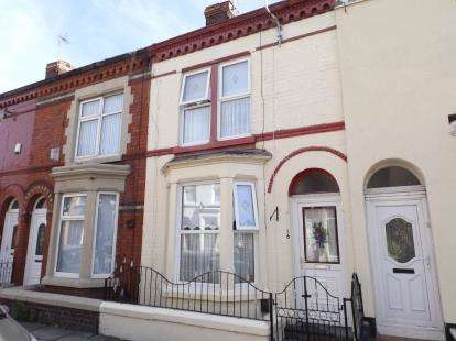 2 Bedrooms Terraced House for sale in Euston Street, Walton, Liverpool, Merseyside, L4