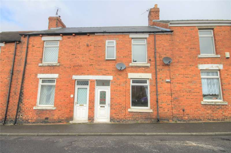 3 Bedrooms Terraced House for sale in Hawthorn Terrace, New Kyo, Stanley, DH9