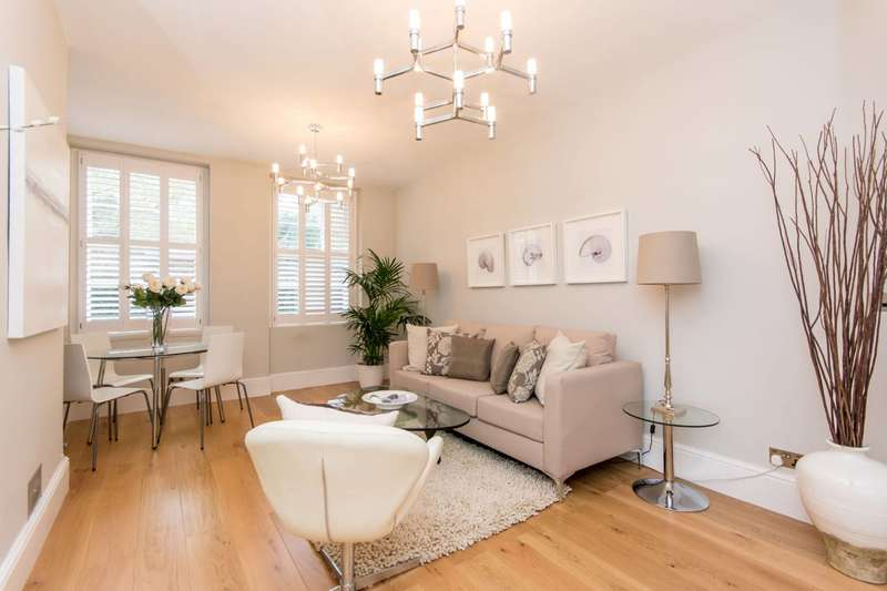 3 Bedrooms Flat for sale in Abbey Road, St John's Wood, NW8