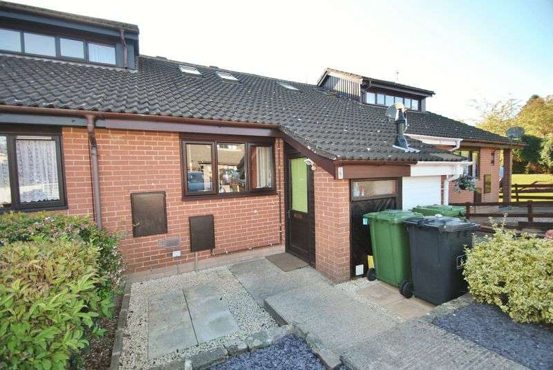 2 Bedrooms Terraced House for sale in COLEFORD, GLOUCESTERSHIRE