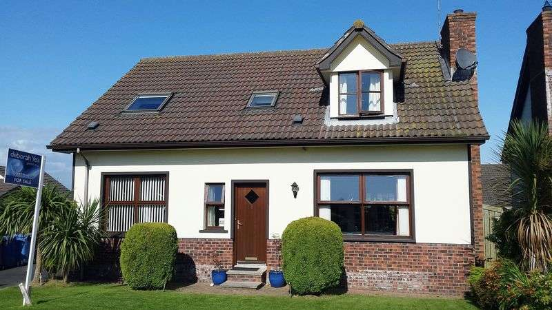 4 Bedrooms Detached House for sale in Middleton Park, Larne