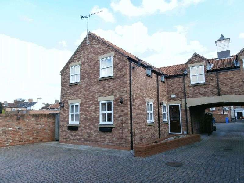 3 Bedrooms Terraced House for sale in St. Augustines Mews, Hedon