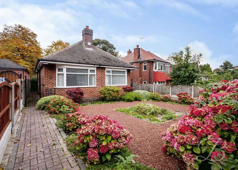 2 Bedrooms Detached Bungalow for sale in Haddon Road, Mansfield